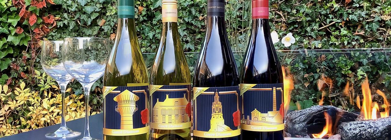 Lions lanceren Skyline wijnen
