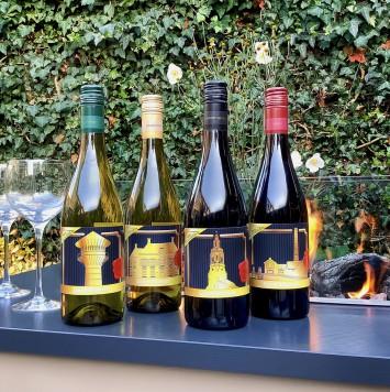 Lions Nijkerk lanceren Skyline wijnen